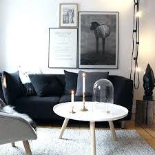 salon avec canapé noir idee deco salon canape noir idee deco salon canape noir decoration