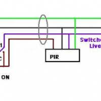 wiring diagram outside light pir yondo tech