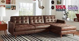 made in usa sofa leather u2013 biltrite furniture