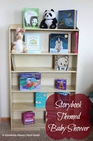 a must have book for the modern hostess thoughtfully simple how to host a storybook baby shower build a baby s library