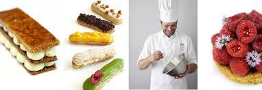 patissier et cuisine cours de pâtisserie sandyan
