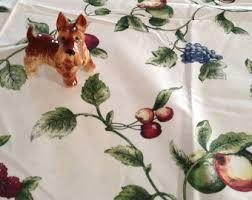 Vintage Drapery Fabric Drapery Fabric Etsy