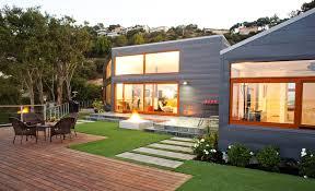 deck color schemes exterior traditional with brick pillar brick