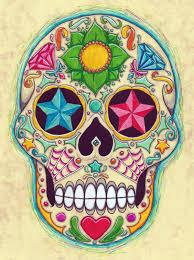 sugar skull 2 by koxnas on deviantart