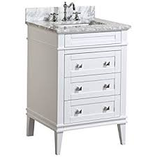 kitchen bath collection vanities kitchen bath collection kbc l24wtcarr eleanor bathroom vanity with
