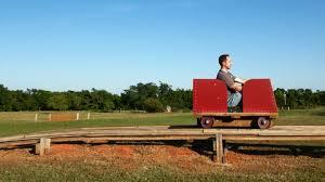 roller coaster for backyard homemade roller coaster diy backyard roller coaster