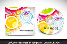 Cd Cover Design Template Free Vector Download 16 446 Free Vector Free Cd Template