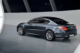 peugeot latest model peugeot previews new 508 sedan with geneva show concept said to