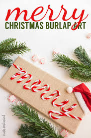 30 burlap decorations embellishing your home with a