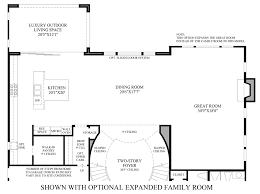 garage with living space plans carlsbad ca new homes for sale toll brothers at robertson ranch