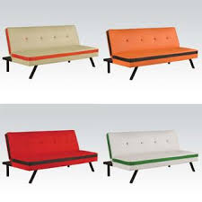 Orange Sofa Bed by Orange Sofas U0026 Loveseats Sears