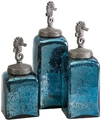 blue canister set 3 piece kitchen canister set https www etsy