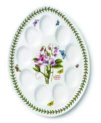 devilled egg plate portmeirion botanic garden devilled egg plate portmeirion usa