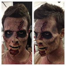 special effects zombie makeup beauty halloween makeup