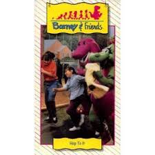 amazon barney friends hop vhs movies u0026 tv