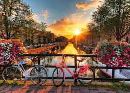 bicycles in amsterdam jigsaw puzzles new shop us