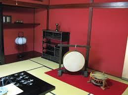 Japanese Room Decor by