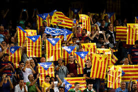 fc barcelona supports referendum on catalan independence barca