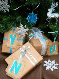 how to make monogrammed burlap gift tags how tos diy