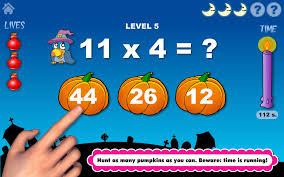 halloween math amazon com math bingo and math drills challenge learning games