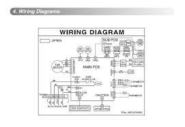 fujitsu air conditioner wiring diagram