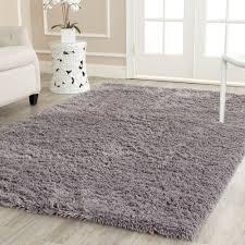 Shag Carpet Area Rugs Safavieh 3d Shag Mink 5 Ft X 8 Ft Area Rug Sg553d 5 The Home Depot