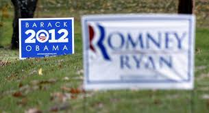 political lawn signs effect on voters study finds politico