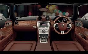 Brown Car Interior 2014 David Brown Automotive Speedback Gt Interior 1