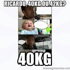 The Rock Meme Generator - ricardo 40kg ou 42kg 40kg the rock and baby meme generator