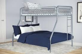 dhp furniture rockstar twin full bunk bed