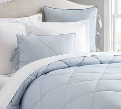 silk bedding u0026 bedding sets pottery barn