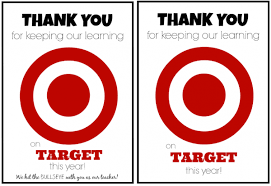 appreciation gift idea target gift card