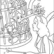pinocchio geppetto 1 coloring pages hellokids