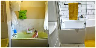New Bathroom by Our New Bathroom Reveal Just Motherhood