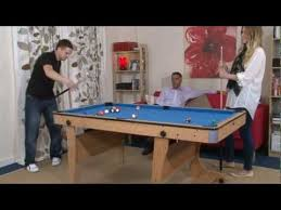 6ft pool tables for sale www madfun co uk 6ft folding leg pool table bce fp 6 youtube