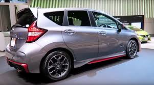 nissan singapore 2017 nissan note e power nismo is green and at the same time