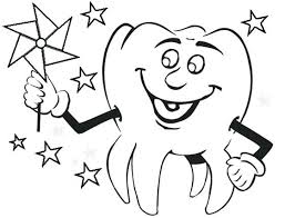 dental coloring pages dentist coloring pages perfect preschool