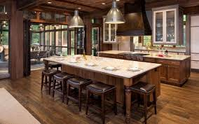 kitchen island with cooktop 25 spectacular kitchen islands with a stove pictures