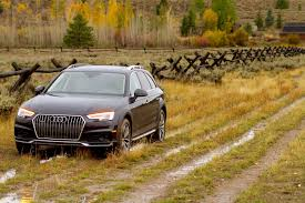 audi wagon black 2017 audi a4 allroad put to use in the real world ars technica