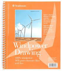 strathmore windpower drawing pads blick art materials