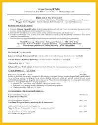 radiologic technologist resume sample 7 data analyst resumes