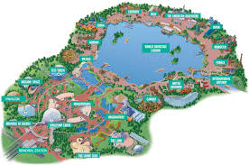 Map Of Premium Outlets Orlando by Epcot Information Guides Including Park Map And Attraction Details