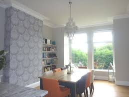 Farrow And Ball Kitchen Ideas by Fantastic Wallpaper For Kitchen Diner On Furniture Home Design
