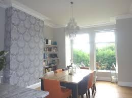 fantastic wallpaper for kitchen diner on furniture home design