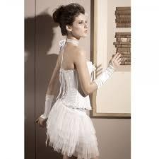 small corset with underwear wedding shapewear