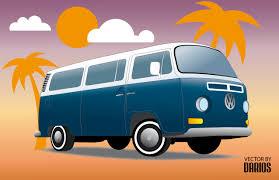 black volkswagen bus vw bus clip art at clipart library vector clip art online