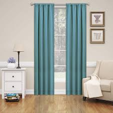 living room heavy curtains noise reduction sound dampening