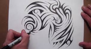 half sleeve tribal tattoos designs 1000 ideas about tribal sleeve