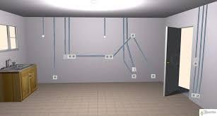 normes electrique cuisine exceptionnel schema installation electrique maison individuelle 5