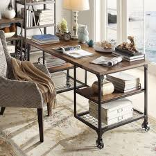 Diy Rustic Desk Rustic Home Office Furniture Best 25 Rustic Desk Ideas On